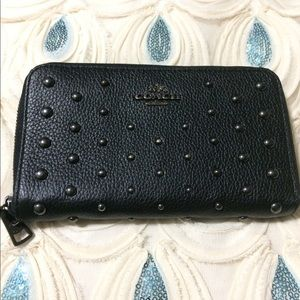 Coach Ombre Rivet Wallet